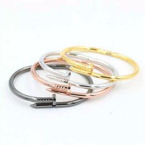 Silver Nail head bracelet
